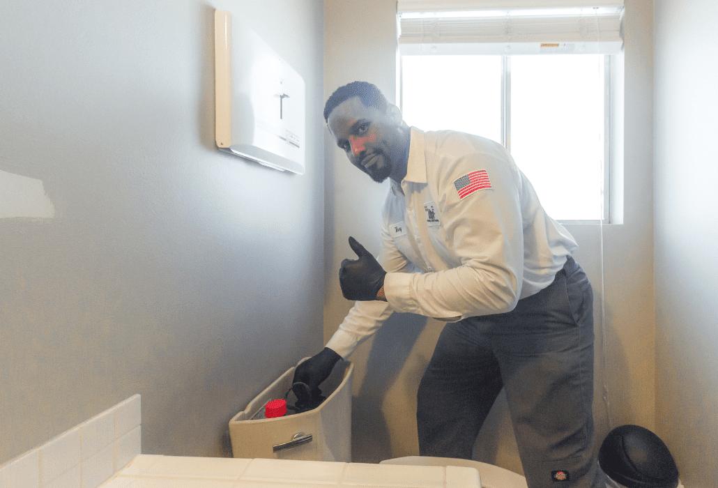 Toilets & Tubs Repair
