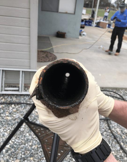 Descaling Cast Iron