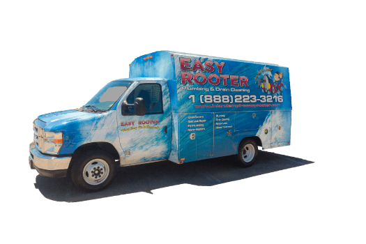 Easy Rooter Van